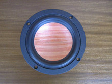 4inch 4ohm 20w wood cone super woofer speaker