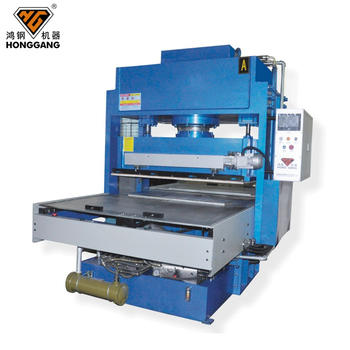 automatic beam press machine for EVA/Foam/Felt/leather