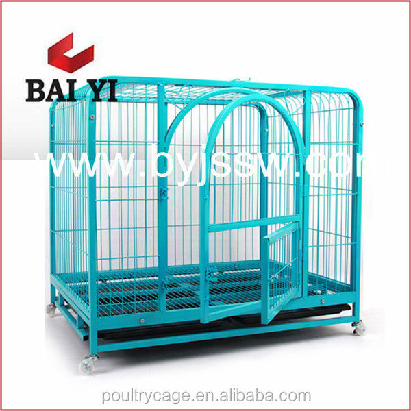 Good Quality Square Tube Lowes X Dog Play Pen For Dogs