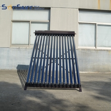 Cpc Concentrated Pressured Good Quality 30 Tube Solar Collector
