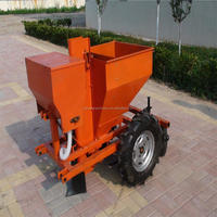 tractor matched one row sweet potato planter , potato seeding machine for hot sale