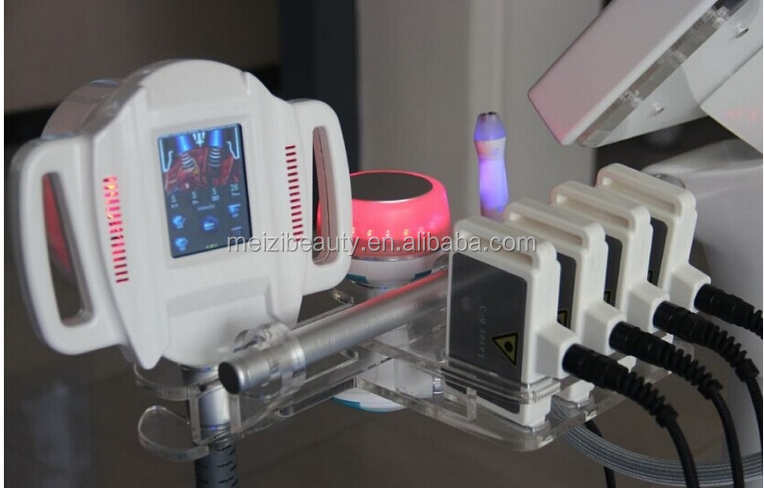 cryoprobe with infrared light for slimming