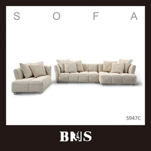 Feather Down Modern Sofa S947