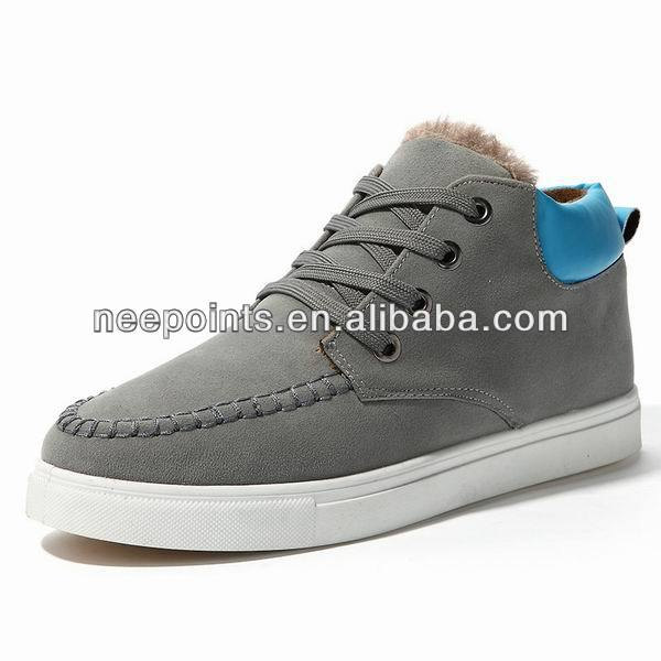 2014 new style men casual shoes for winter
