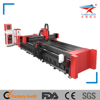 Machine for Sale!CNC Fiber Metal Laser Cutting Machine
