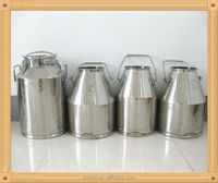 Stainless Steel Milk Cans For Sale