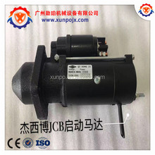 excavator electric parts series starting motor