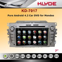 Car GPS Navigation with Android 4.2 System 7 inch 2din for Mondeo 2007-2010