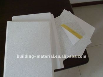 Glass Wool Ceiling Tile