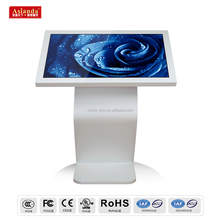 42inch Multi touch screen table monitor price for restaurant, shopping mall, bank