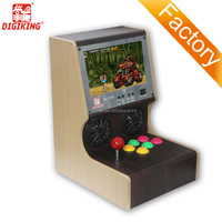 New professional electronic coin operated games Mini Arcade Game Machine