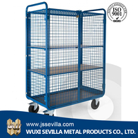 Website Selling Wire Mesh Rolling Cage