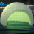 Commercial Inflatable Event Tents / Air Camping Tent , Inflatable Party Tent With Led Light