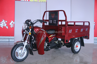 Three wheels motorised tricycle with 150 engine