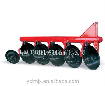 tubed disc plough Heavy Duty Disc Plough for sale ,Agriculture Parts1LYT 25 3-point mounted heavy duty tube disc plough