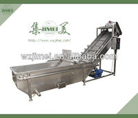 Manufacturer of Fresh Vegetables and Fruits Washing and conveying Machine