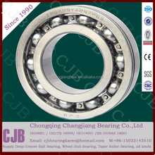 CJB Top Ten Bearings15x40x12 & 17*40*12 Deep Groove Ball Bearings 6203