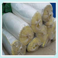 Alu. Foil Faced Thermal Insulation Glass Wool for Oven