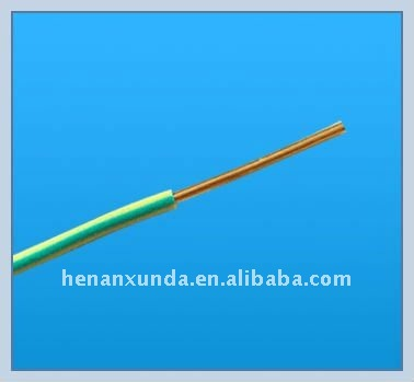 low voltage 2 cores RVV flexible wire with copper conductor