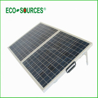 USA STOCK Hot sell 100w Polycrystalline portable solar panel mounting system
