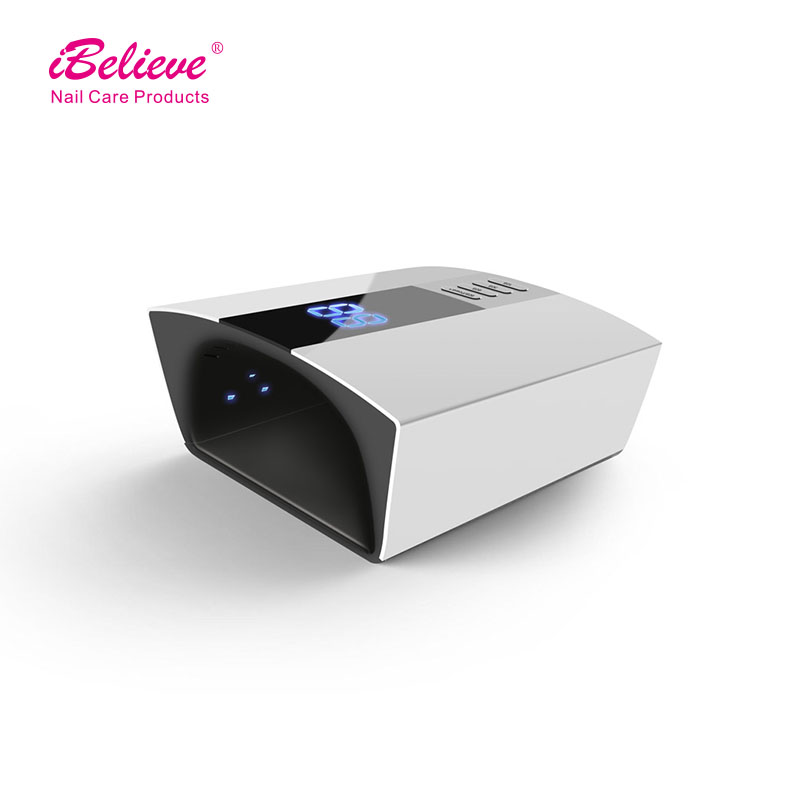 2018 New Hit Professional Manicure Nail Dryer 48w 60w Finger Uv Gel ...