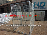 Hot dipped galvanized 1.8x1.2m Dog Kennel/Dog Fence/Dog Panel