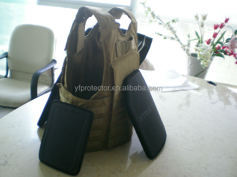 aramid bulletproof vest / NIJ IIIA bullet proof vest / body armour / vest