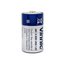 lr20 0% Mercury Alkaline Dry Battery D size