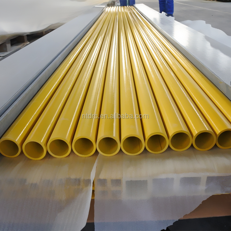 frp composite pultruded profile/round tube