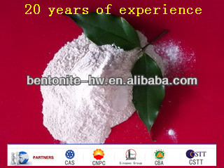 Organic bentonite rheological additive