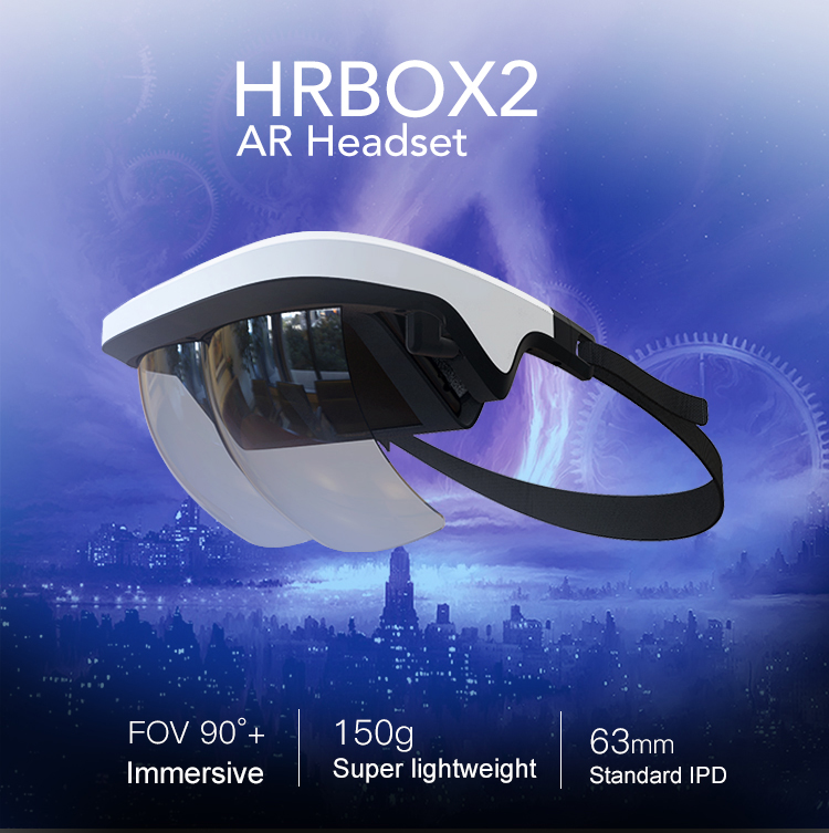 2020 Trending New Augmented Reality Glasses 3D VR Glasses Virtual Reality