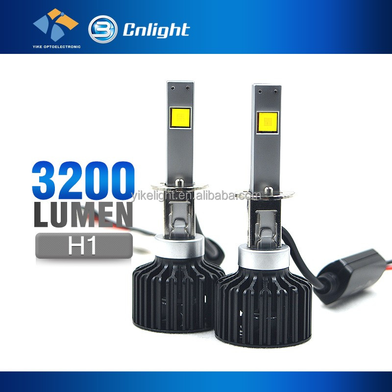 2016 Yike C02 sereis 33W H1 LED headlight conviersion kits for Renault