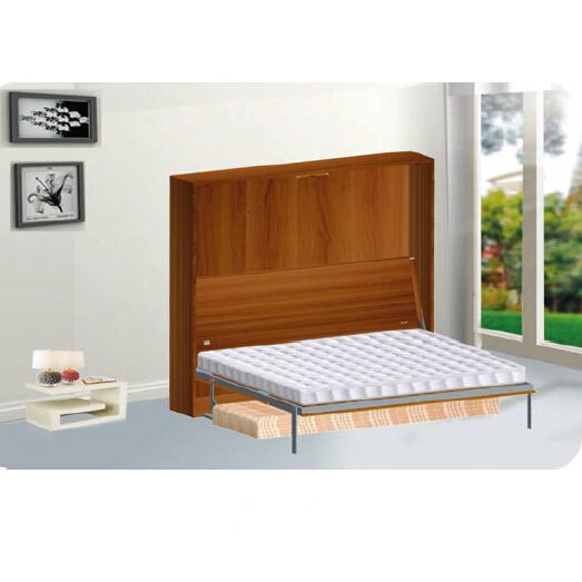 Simple Style Modern Murphy Folding Wall Bed With Sofa Accessories