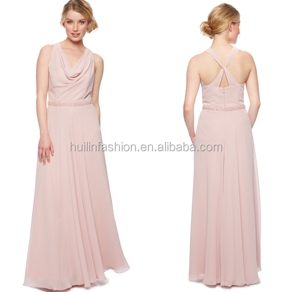 2014 hot new arrival chiffon brazilian evening dress fashion beaded elie saab dresses for sale