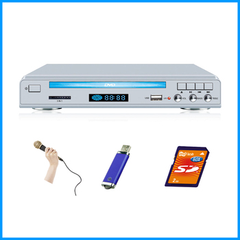 Home usage DVD player mini size