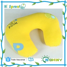 Micro Beads Travel Neck Pillow