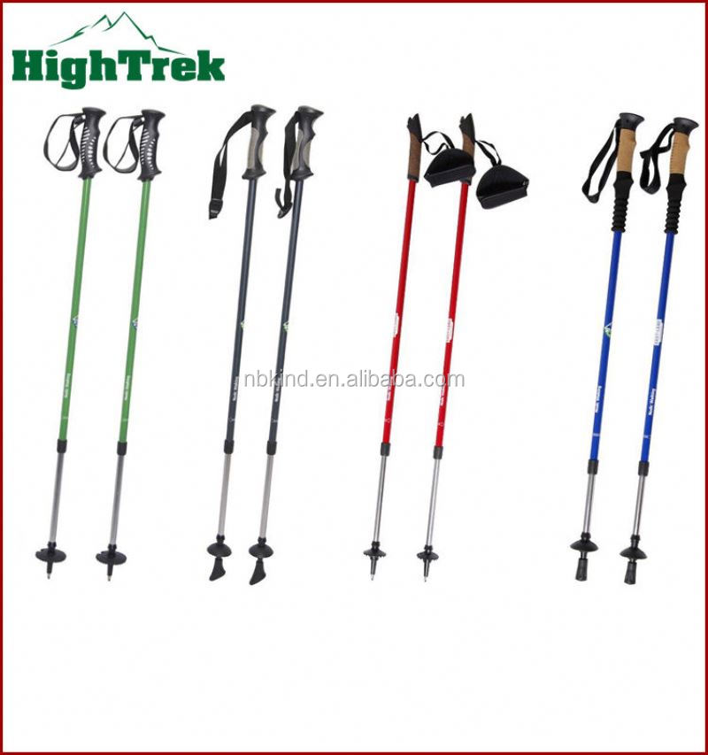 2014 Best sell climbing stick 3 section aluminum material