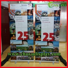 Promotion Roll up Banner Aluminium Roll up stand Retractable banner stand