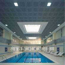 gym/indoor pool, tennis,basketball/ stadium modern ceiling covering for office/ project decorative ceiling board(CE,ISO9001)
