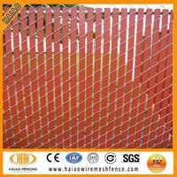 2015 New Products of Chain Link Fence Slat for Privocy