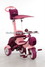 New Fashion Luxury Tricycle for Children, Kid's Deluxe Trikes