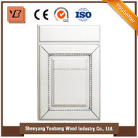 PVC Door Interior Modern kitchen product ,aluminium kitchen cabinet doors, best materials for modular kitchen design