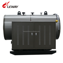 Leway Brand!! 1500KG Electric Heating Steam Boiler With Steam Iron Clothes Ironing Machine