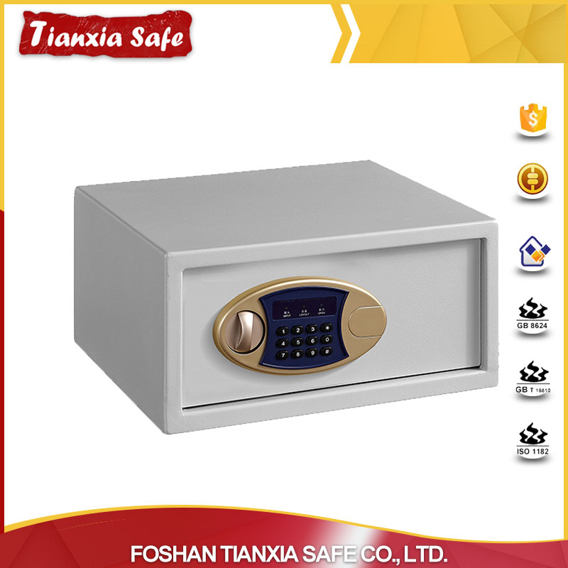 Best selling digital hotel safe laptop safes lock with CE certificate