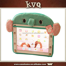 For iPad 2345 mini air cartoon cute stuffed universal table case