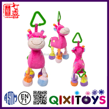 New design interesting musical baby dolls toys wholesale custom made plush toys for baby