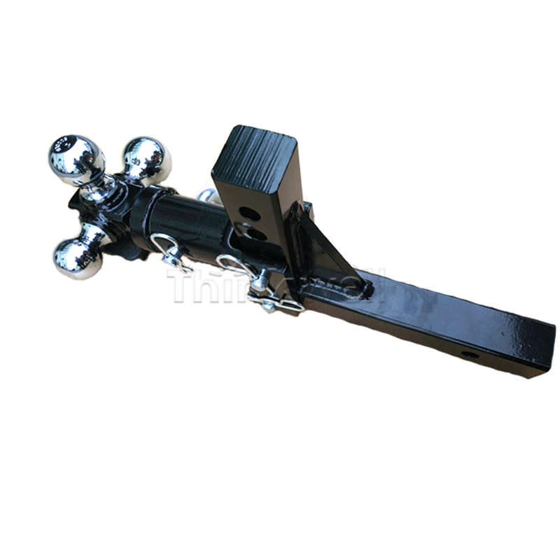 Adjustable Tow Hitch >> New Triple 3 Ball Adjustable Tow Hitch Mount Trailer Buy Triple