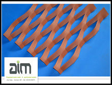 False ceiling materials Expanded metal ceiling