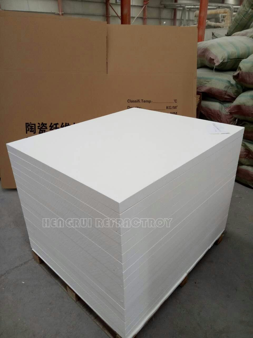 high temperature furnace insulation material