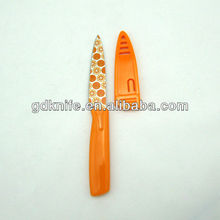 Promotional Non-Stick design Coated Stainless Steel paring knife,fruit knife